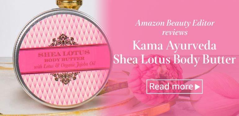 Kama Ayurveda shea lotus body butter review