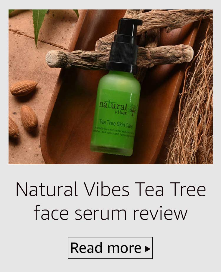 Natural Vibes Serum