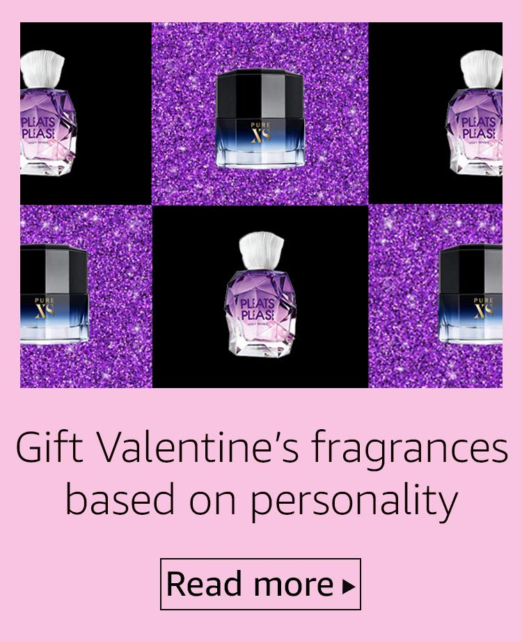 Fragrances Valentine's