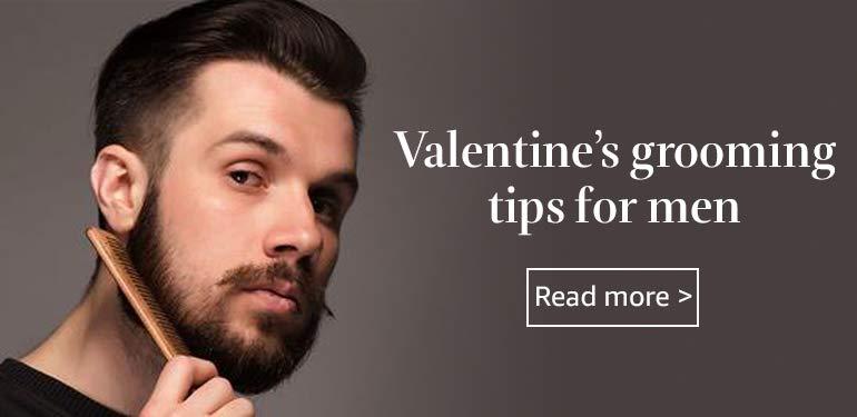 Valentine's Men's Grooming