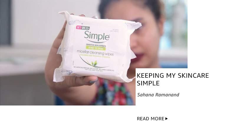 Simple Sensitive Skincare