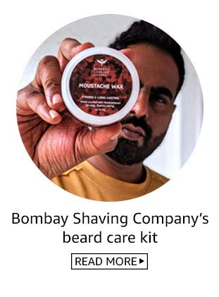 Bombay Shaving Company beard care kit review