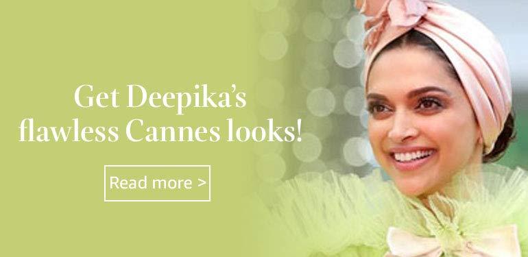 Deepika Cannes looks