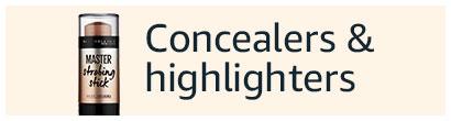 Concealers & highlighters