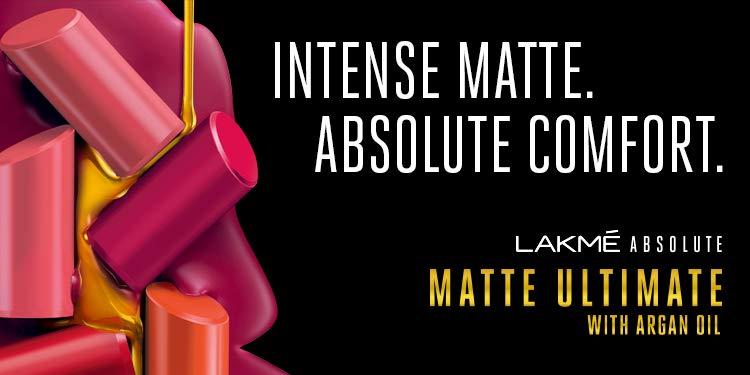 Lakme matte ultimate