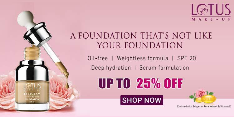 Lotus make-up
