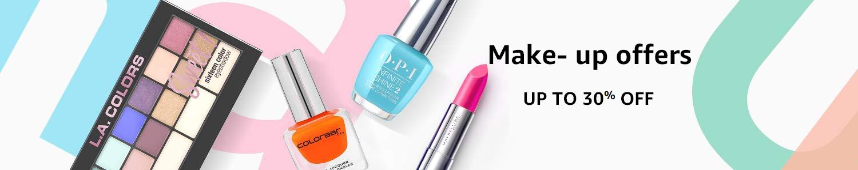 Make-up fest ingress