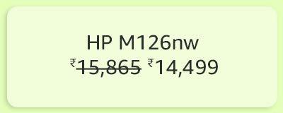 HP m126nw