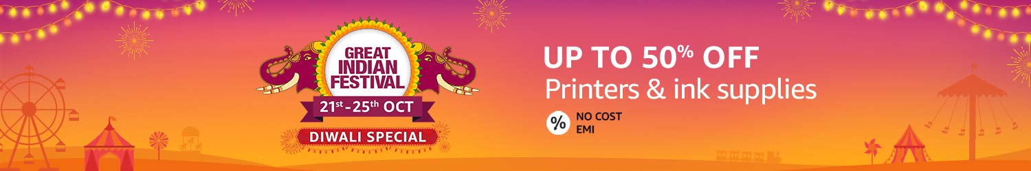 Up to 50% off Printers