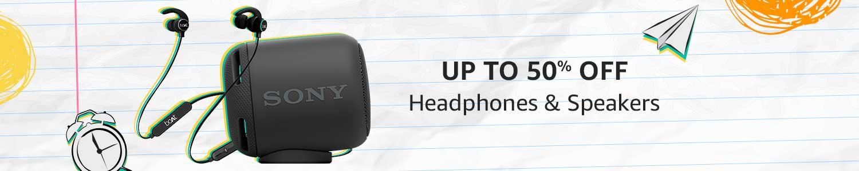 speakers&headsets