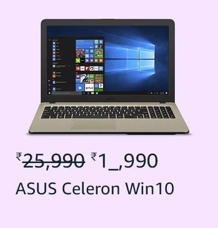 ASUS Celeron Win10