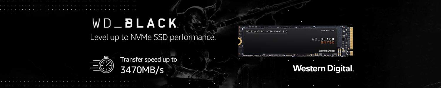 WD ssd banner