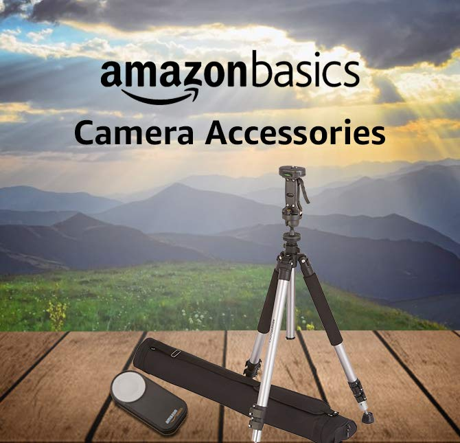 Amazon Basics Camera Accessories