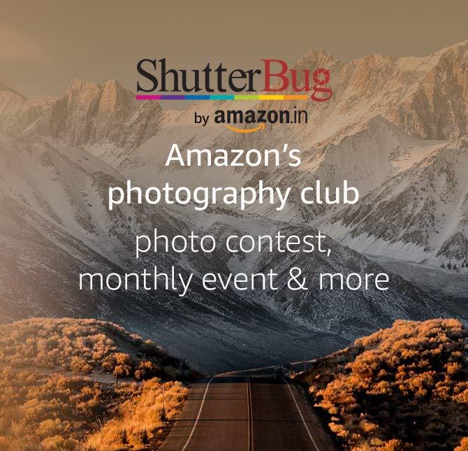 Amazon Shutterbug