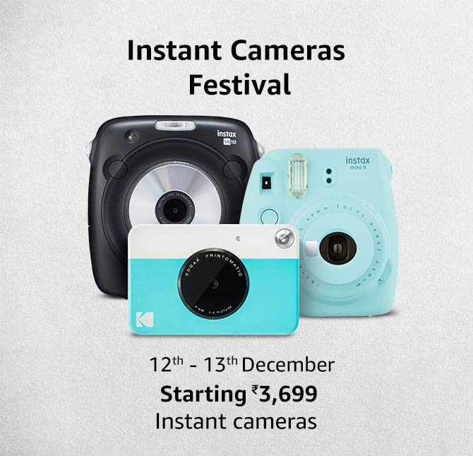 Instant Camera Festival