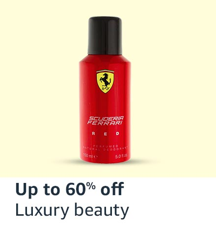 Luxury beauty