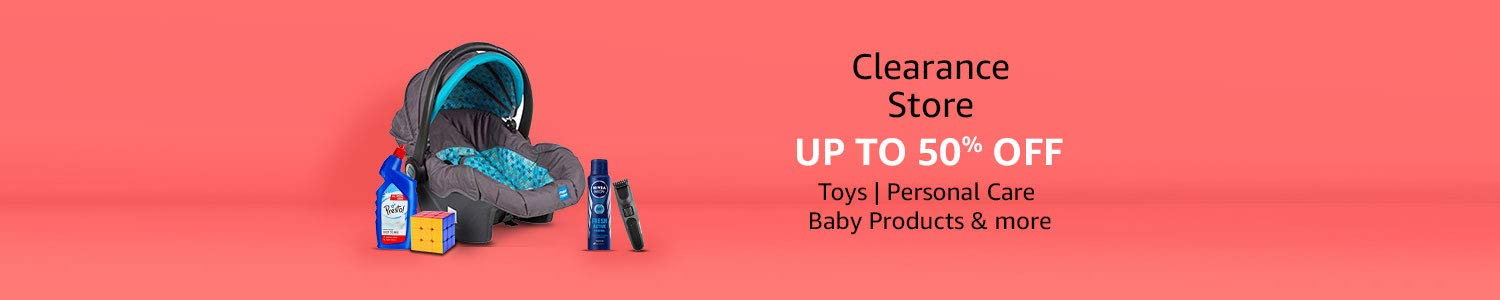 Clearance Store - Daily Essentials
