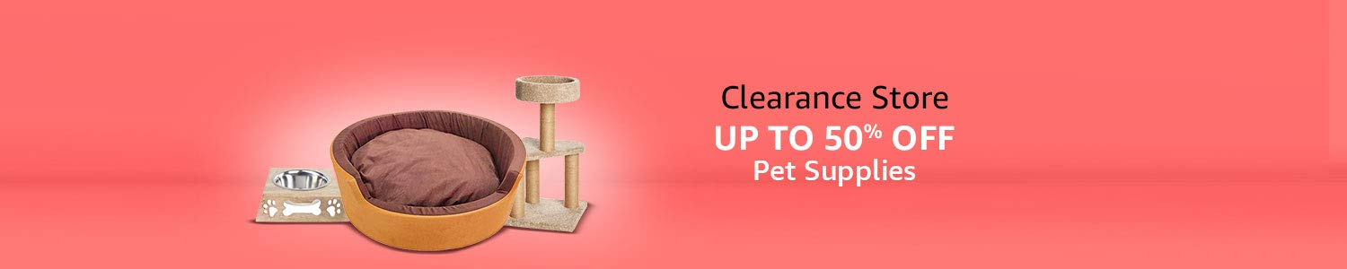 Pets clearance store
