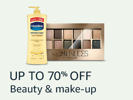20% - 40% off: Beauty & grooming