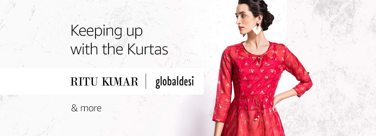 Keeping up with the kurtas