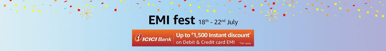 ICICI EMI Fest