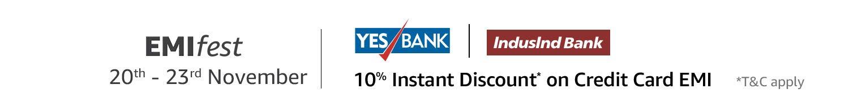 Yes bank EMI Fest
