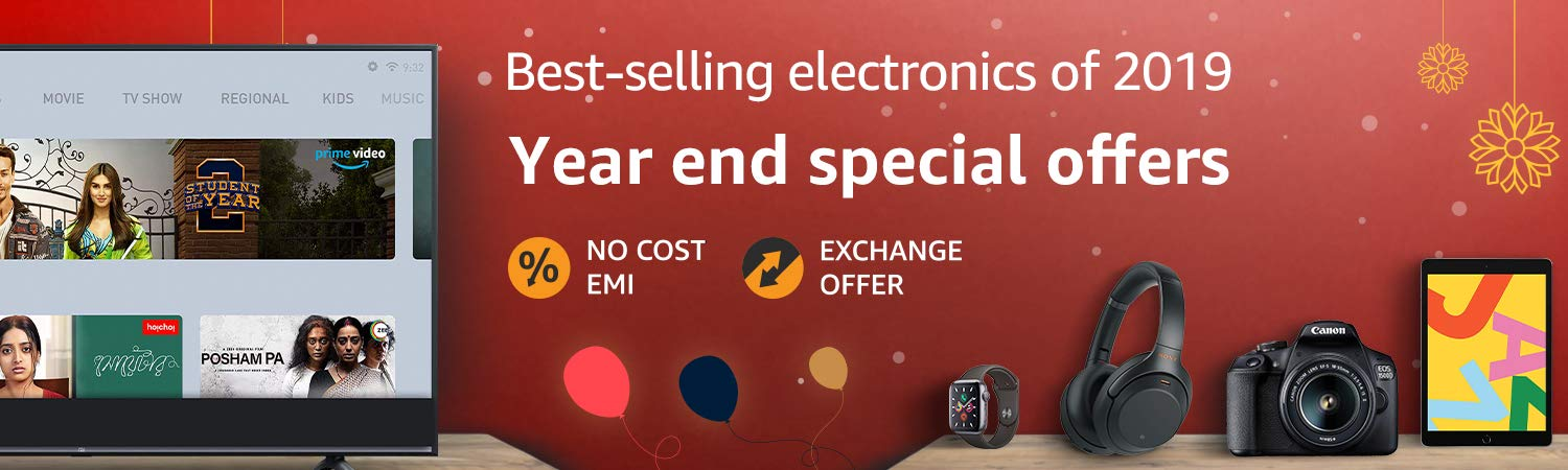 Best-selling electronics