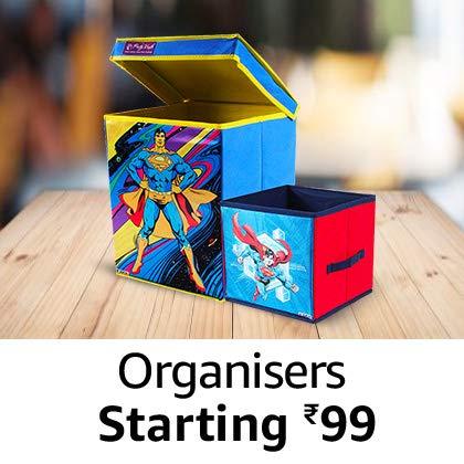 Organisers & storage