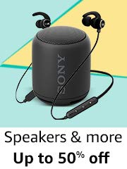 Speakers & more