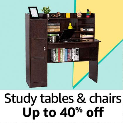 Study tables & chairs