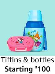 Tiffins & bottles