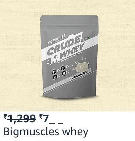 Bigmuscles whey
