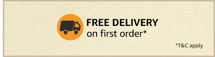 Free first delivery