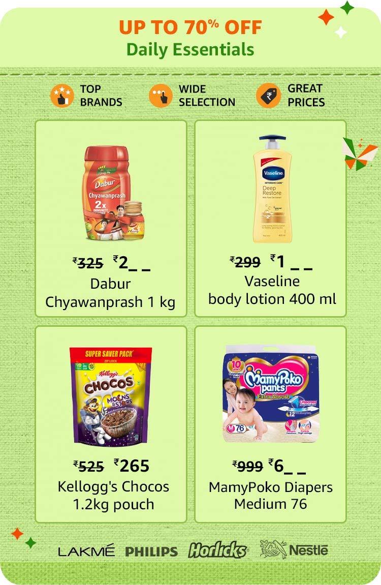 Consumables(NonPantry)