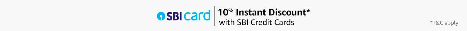 SBI Bank discount