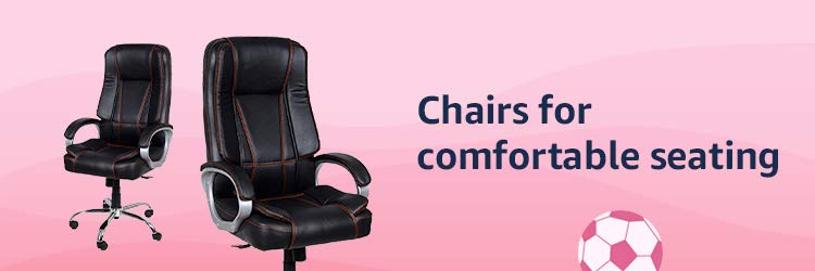 Chairs for comfortable seating