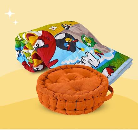 Bedsheets & cushions
