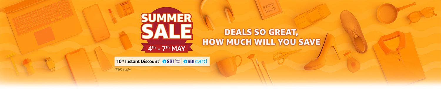 Amazon Summer Appliances Sale Offer - Next Upcoming Sale