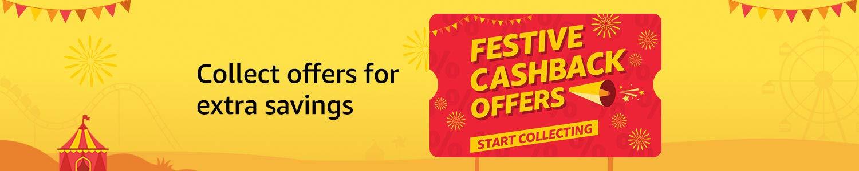 Festive cashback offers