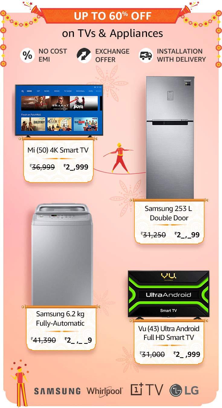 amazon tv offers