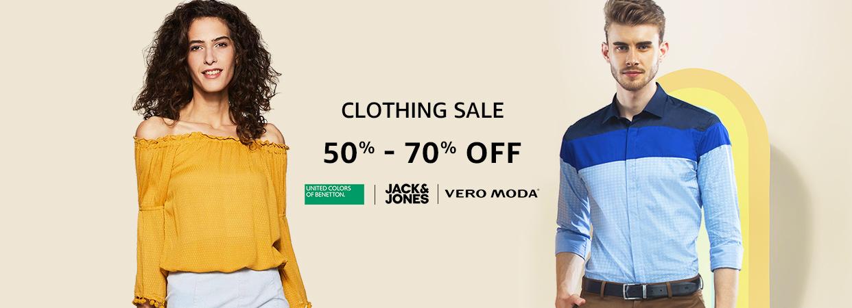 Big Brand Sale | 50%-70% Off