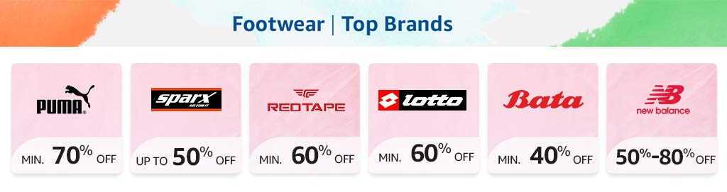 footwear top brands