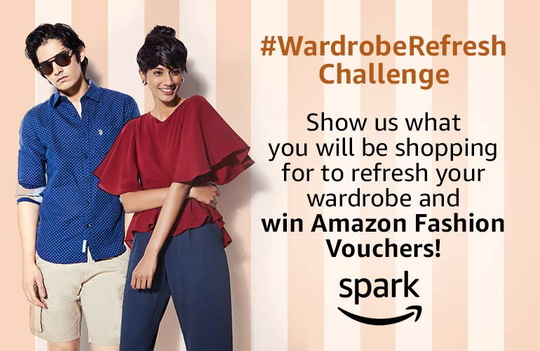 Image result for Amazon Wardrobe Refresh Challenge