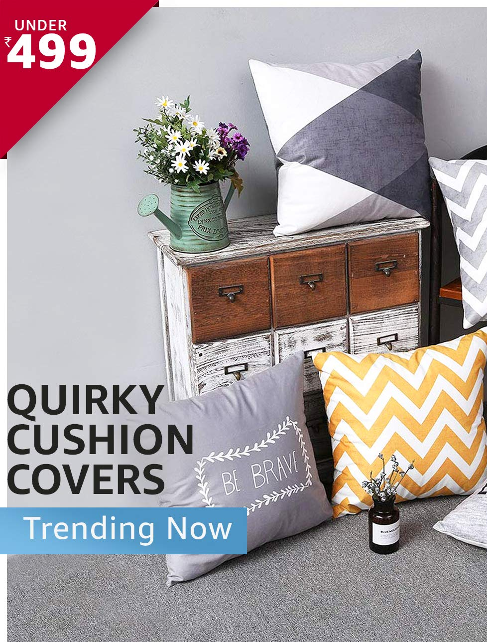 Quirky Cushion Covers