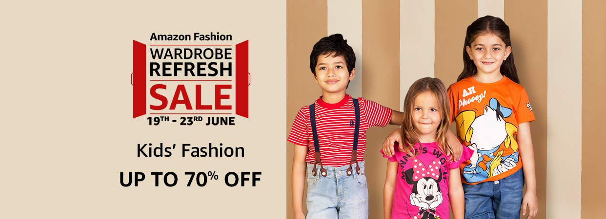 e1193d9dd Kids' Fashion | Extra ₹1000 Cashback only for Prime members. Boys Clothing