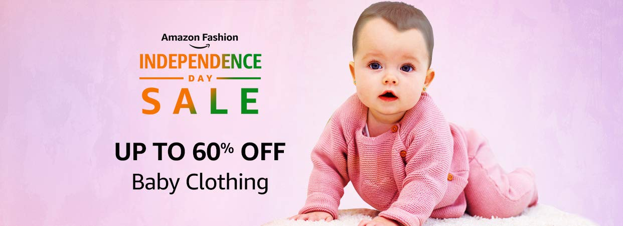 295d6acd04948 Baby Clothes: Buy clothing online at best prices in India - Amazon.in