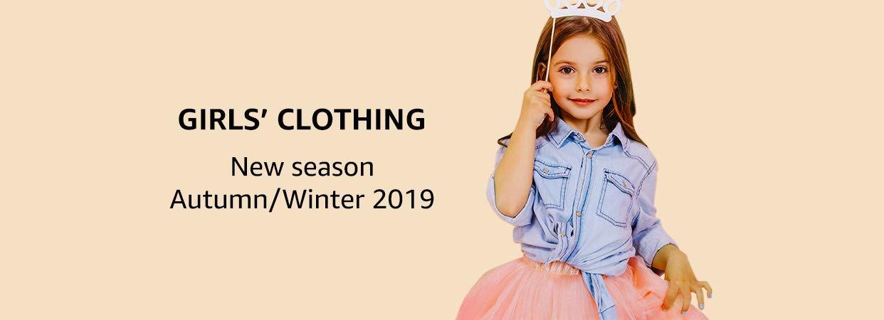 New Season | Girls' Clothing