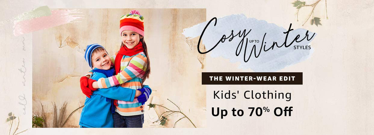 Kids clothing | up to 70% off