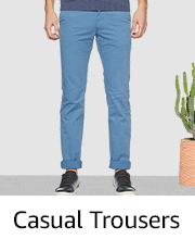 Casual trousers