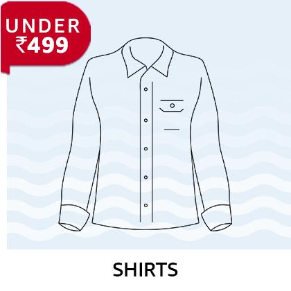 Shirts under 499